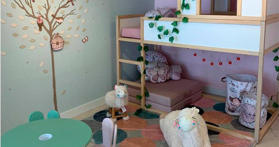 Banquinho infantil: tendência na decoração do quarto do bebê