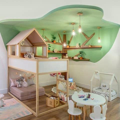 Cama casinha: beleza e diversão no quarto do seu bebê