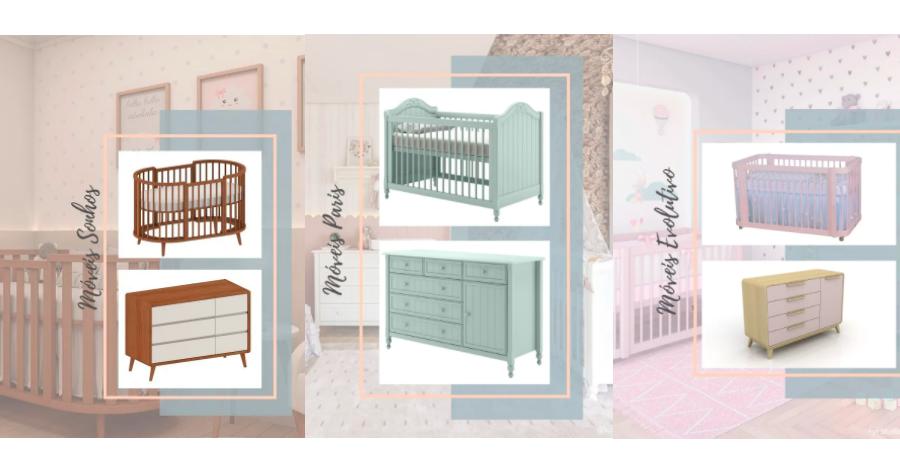 Quarto do bebê: saiba por onde começar o seu planejamento
