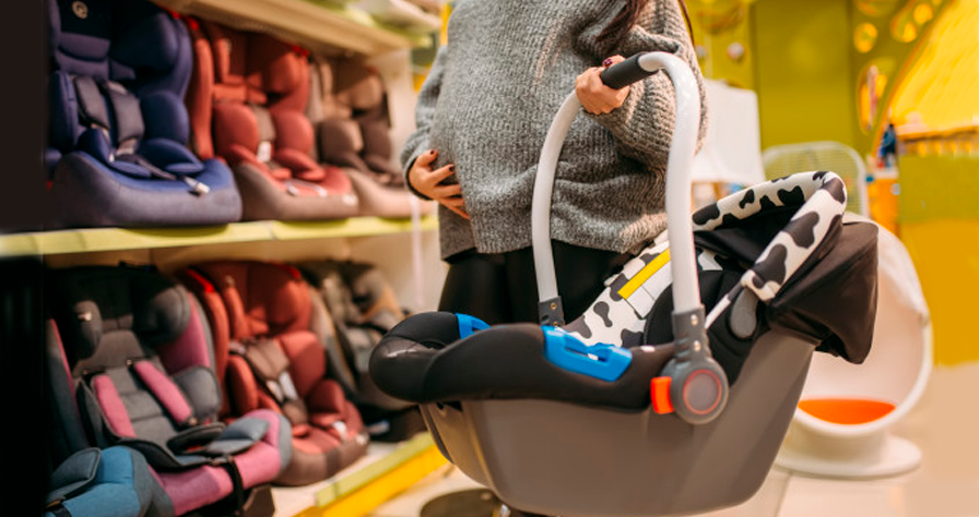 Como escolher a cadeirinha infantil ou bebê conforto