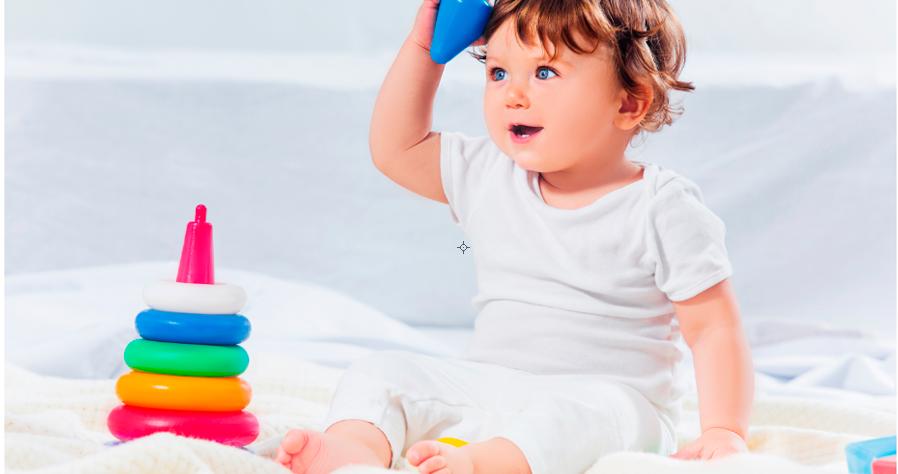 Tipos de brinquedo para bebê de 0 a 12 meses
